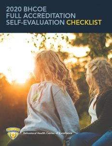 Full Accreditation Self-Evaluation Checklist
