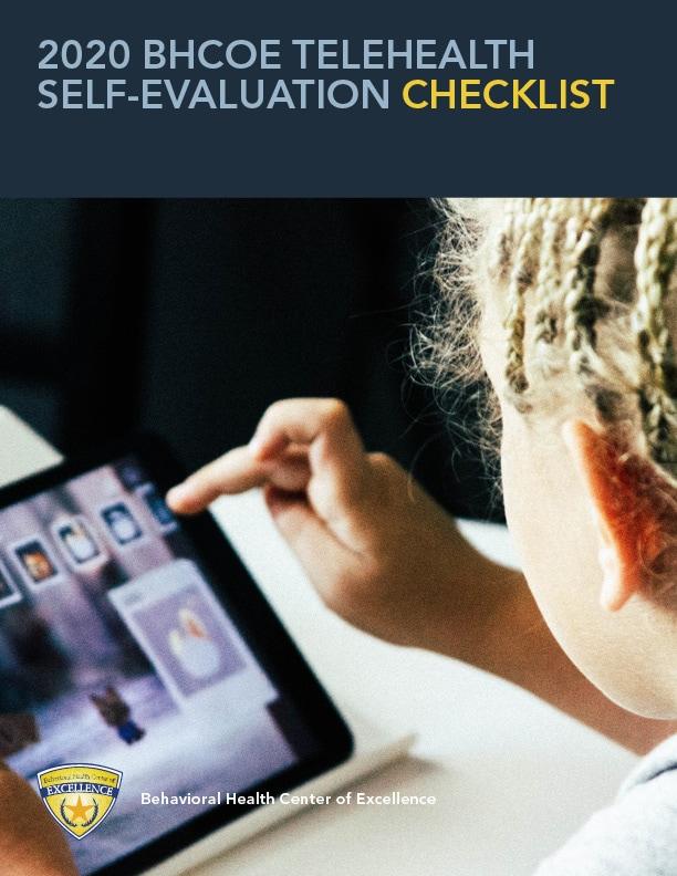 Telehealth Accreditation Checklist