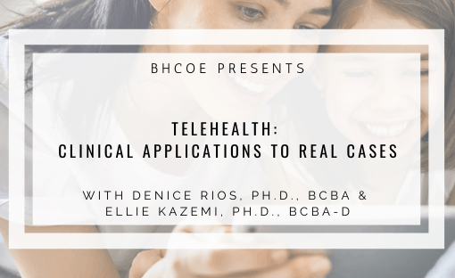 Telehealth: Clinical Applications to Real Cases