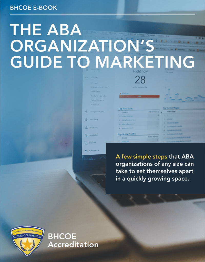 The ABA Organization's Guide to Marketing