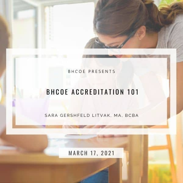 BHCOE-Accreditation-101
