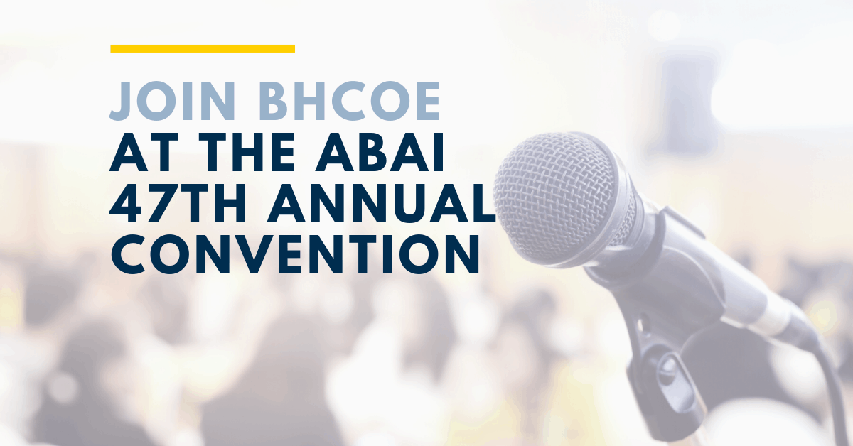 BHCOE Team Members present at ABAI 47th Annual Convention